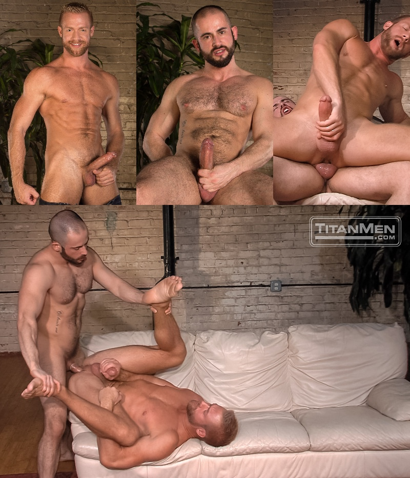 Felix Barca & Christopher Daniels in 'Double Exposure'