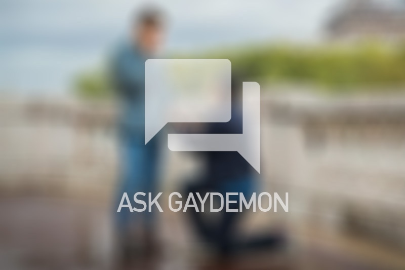 Ask GayDemon: An Immodest Proposal