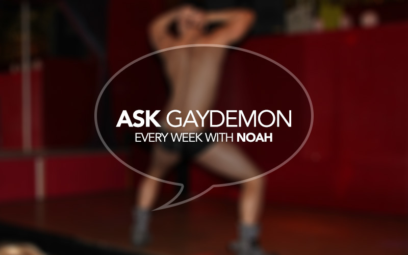Ask GayDemon: The 10 Inch Question