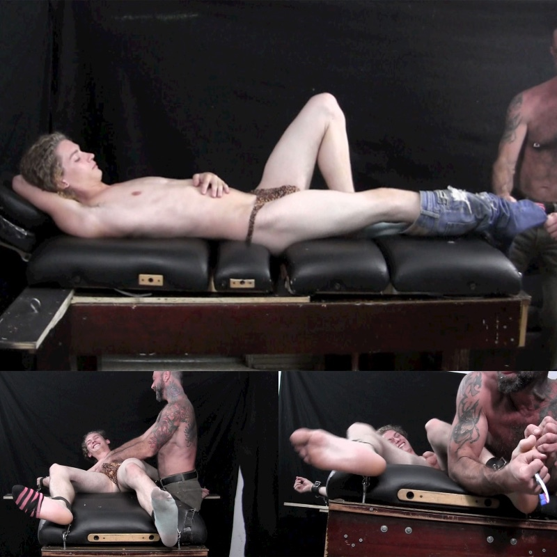 Tickled Hard: Chris Wayne