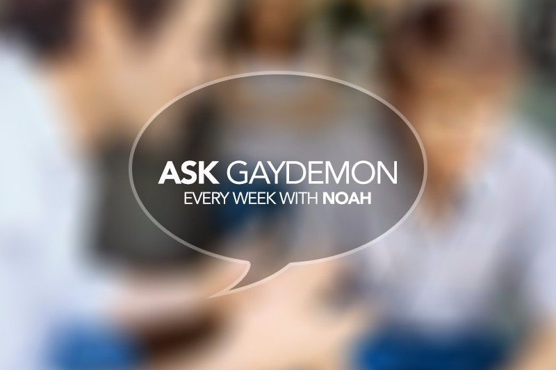 Ask Gay Demon: Straight Cat Got My Gay Tongue