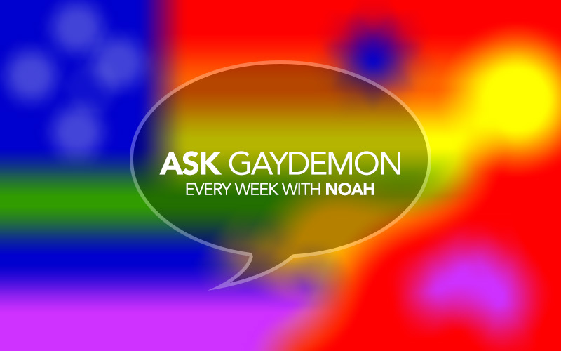 Ask GayDemon: Grindr Guest