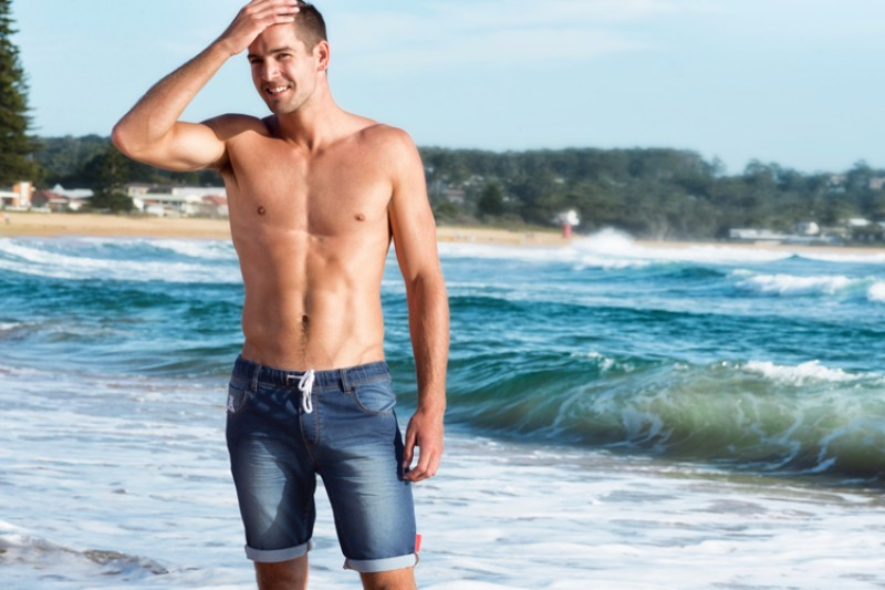 AUSSIEBUM'S NEW CASUAL MENSWEAR COLLECTION