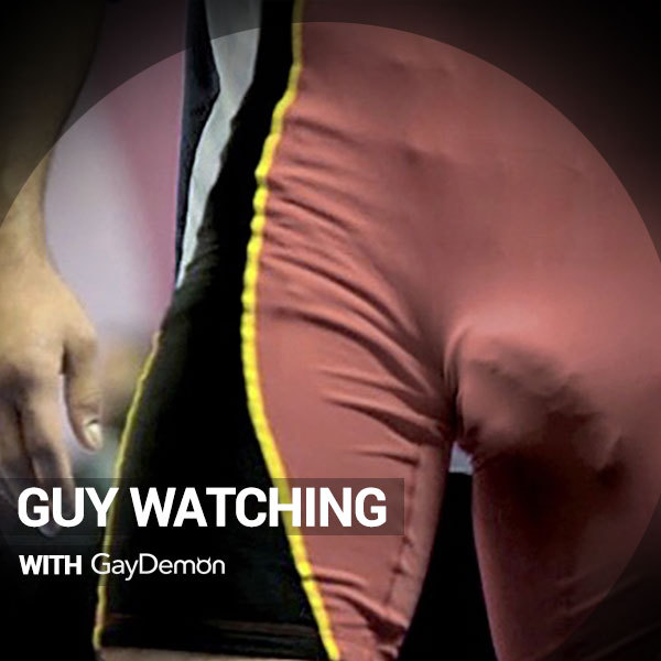 Guy Watching: Putting the Beef in Cake