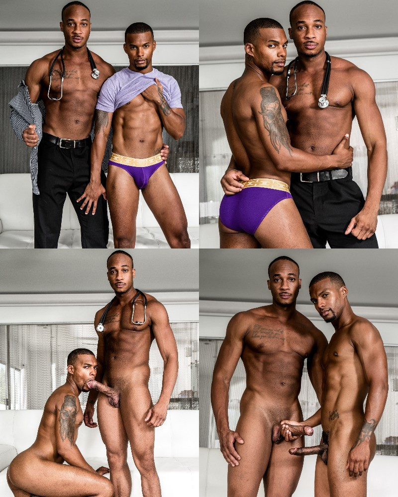 Noir Male Releases It's First Black-on-Black Scene