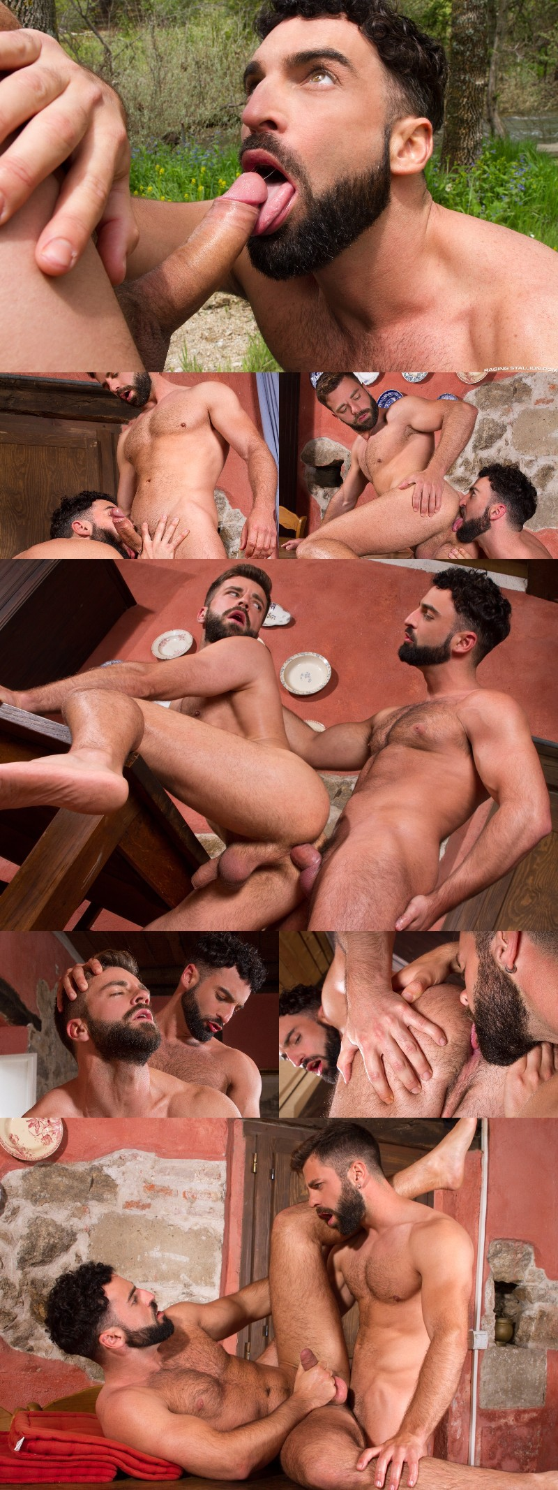 """""""Hung Country"""" Debut with Abraham Al Malek and Hector de Silva"""