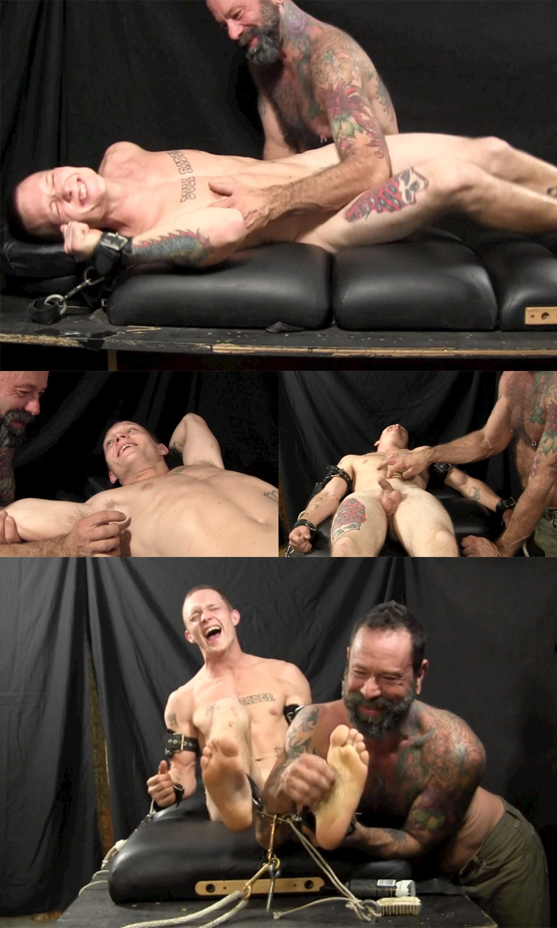 Buddy's Turn For Tickle Torture