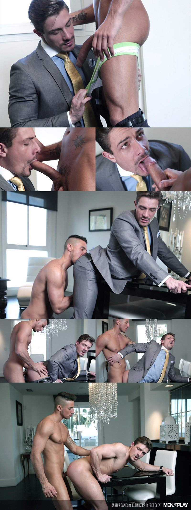 """Get Even"" with Carter Dane & Klein Kerr"