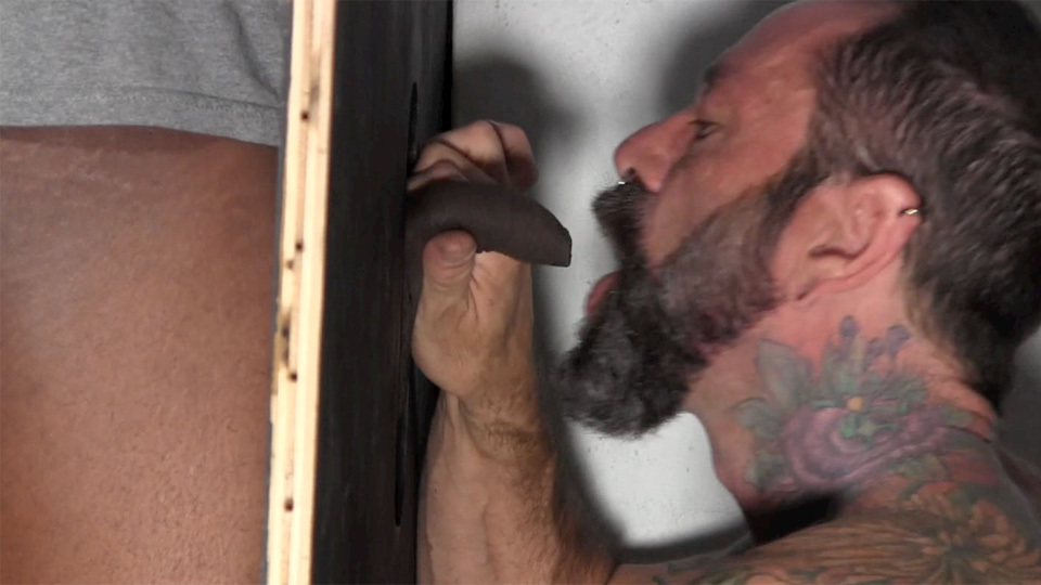 Straight glory hole discussion
