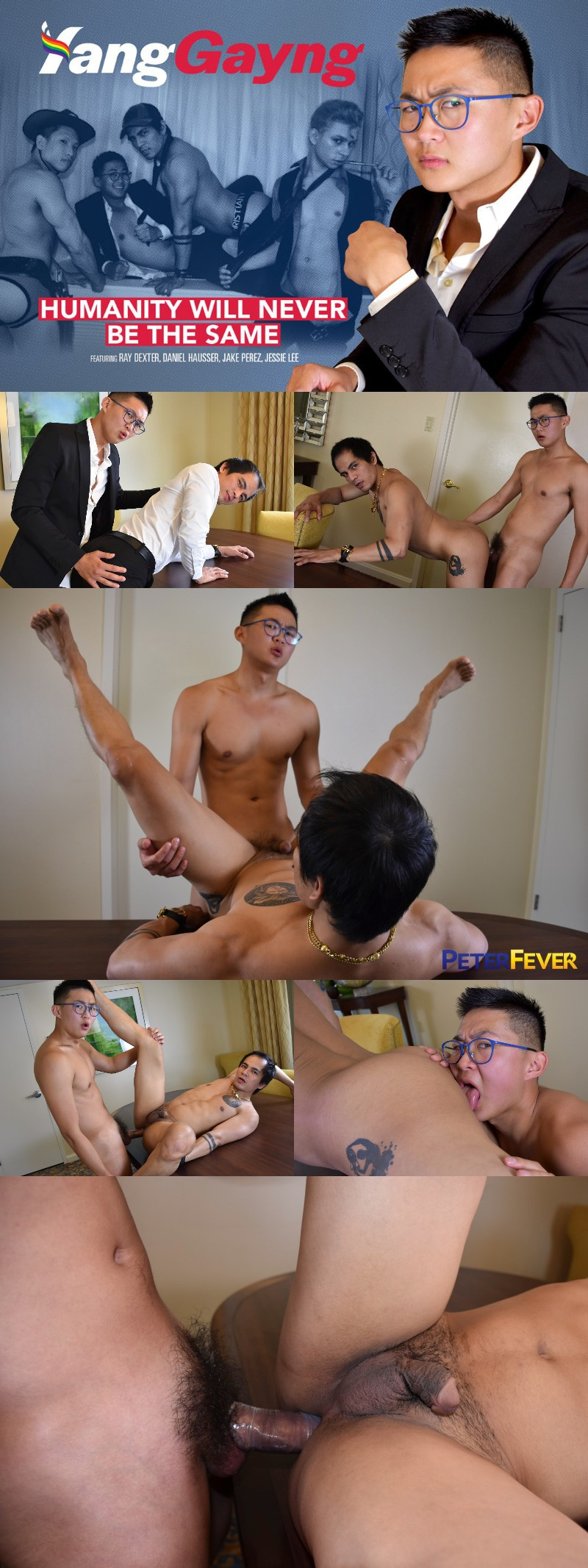 """Peter Fever Releases Election Parody """"The Yang Gayng"""""""