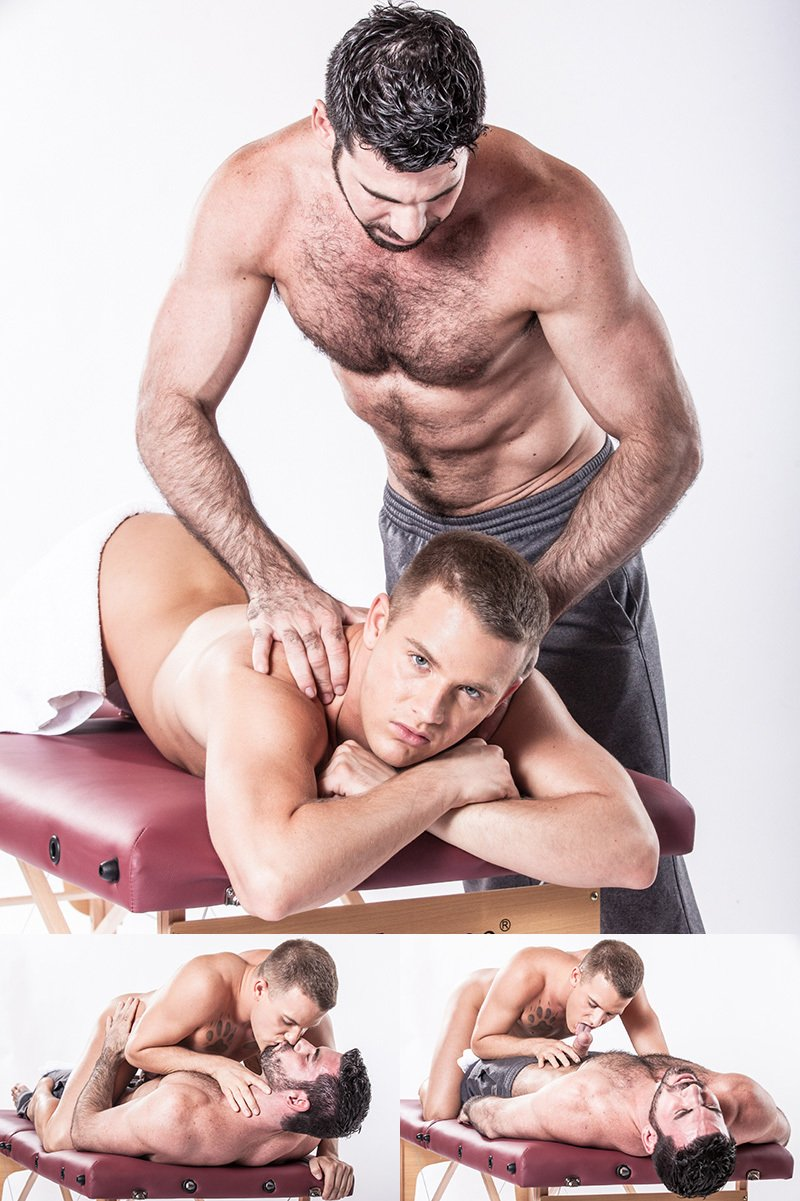 Gay Massage House: Billy Santoro & Brandon Wilde