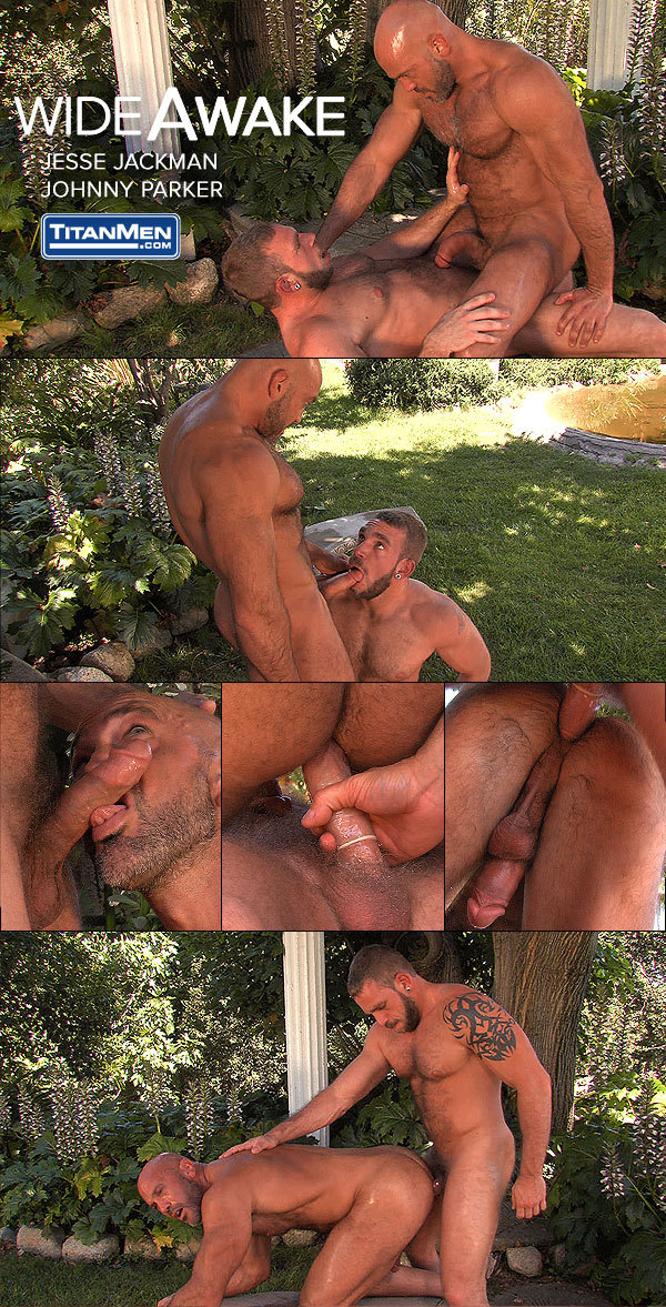 Great Outdoors Muscle Bear Sex