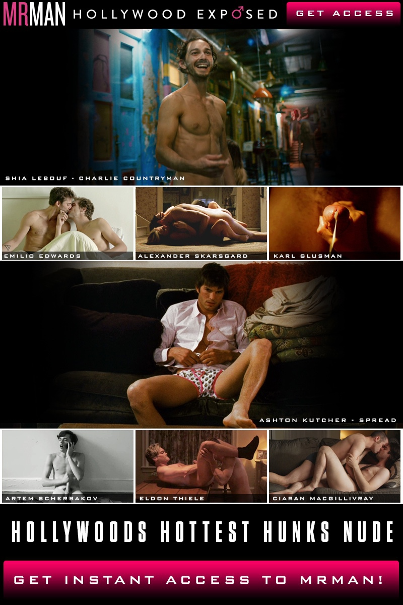 Hollywoods Hottest Hunks Nude