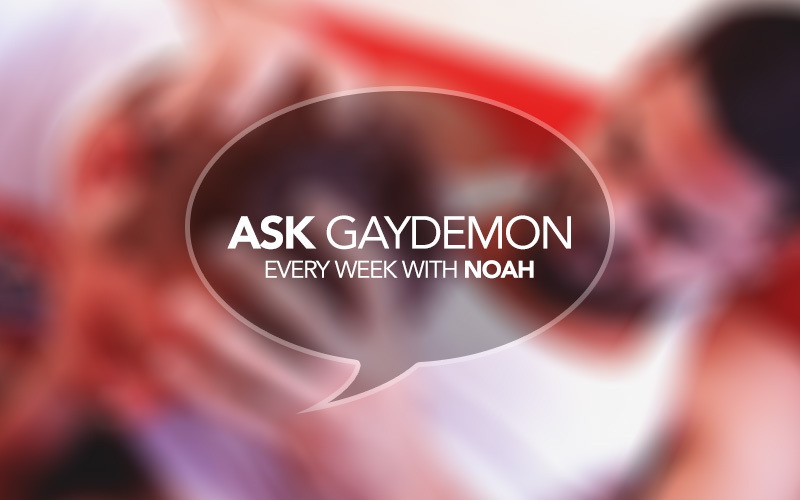 Ask GayDemon: Fast Food Cock