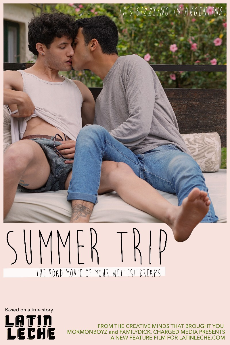 """Latin Leche Releases Third in Their """"Summer Trip"""" Five-Part Series"""