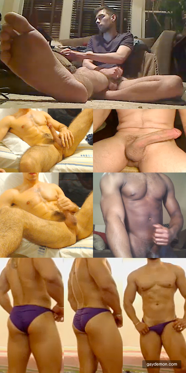 Chaturbate with GayDemon: Stud Variety Pack