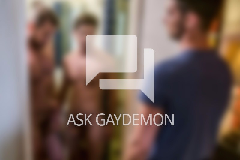 Ask GayDemon: What Comes After Two?