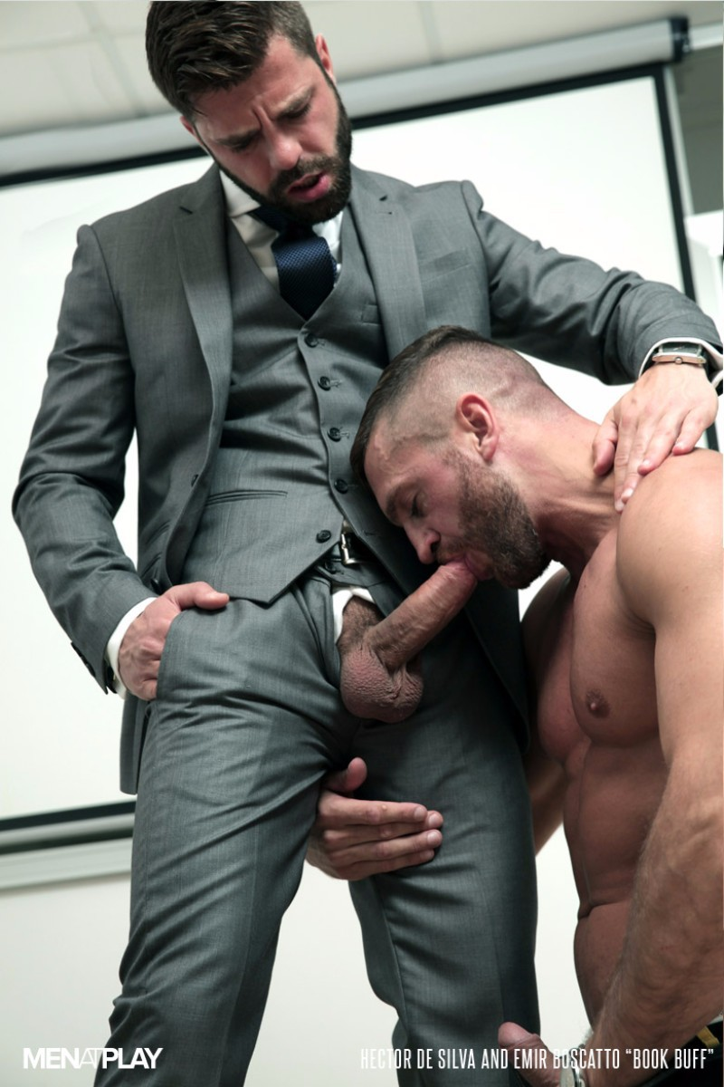 Emir Boscatto's Bottoming Debut