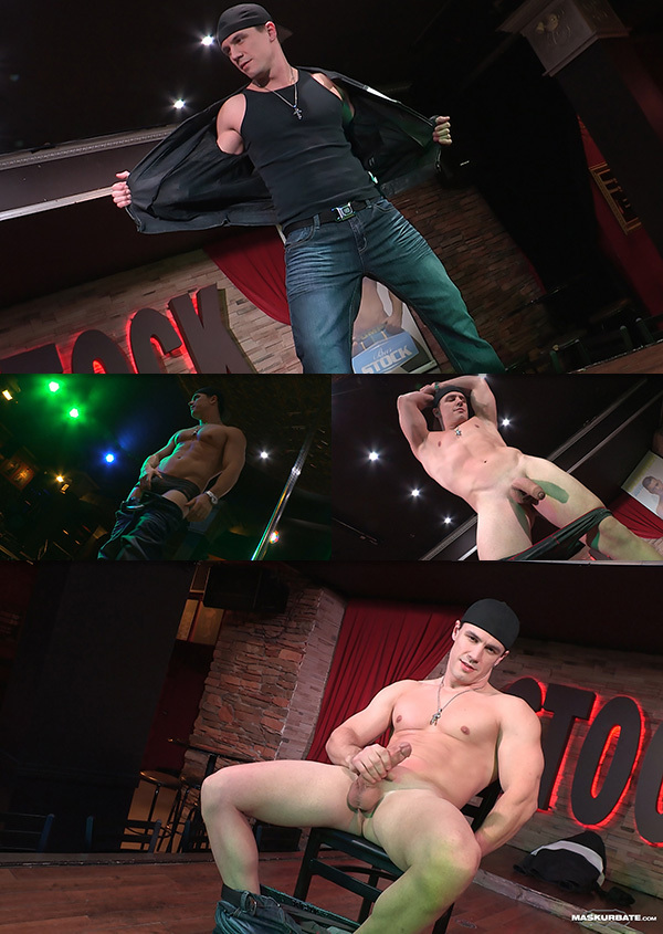 Ricky Live at Stock Bar for 20th Scene at Maskurbate