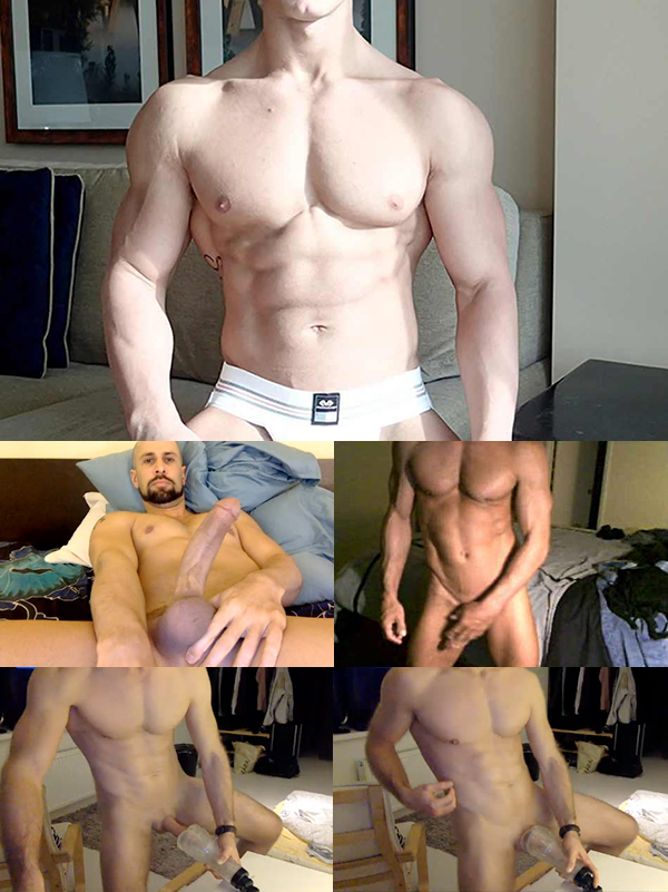 Chaturbate with GayDemon: Hot Jackers