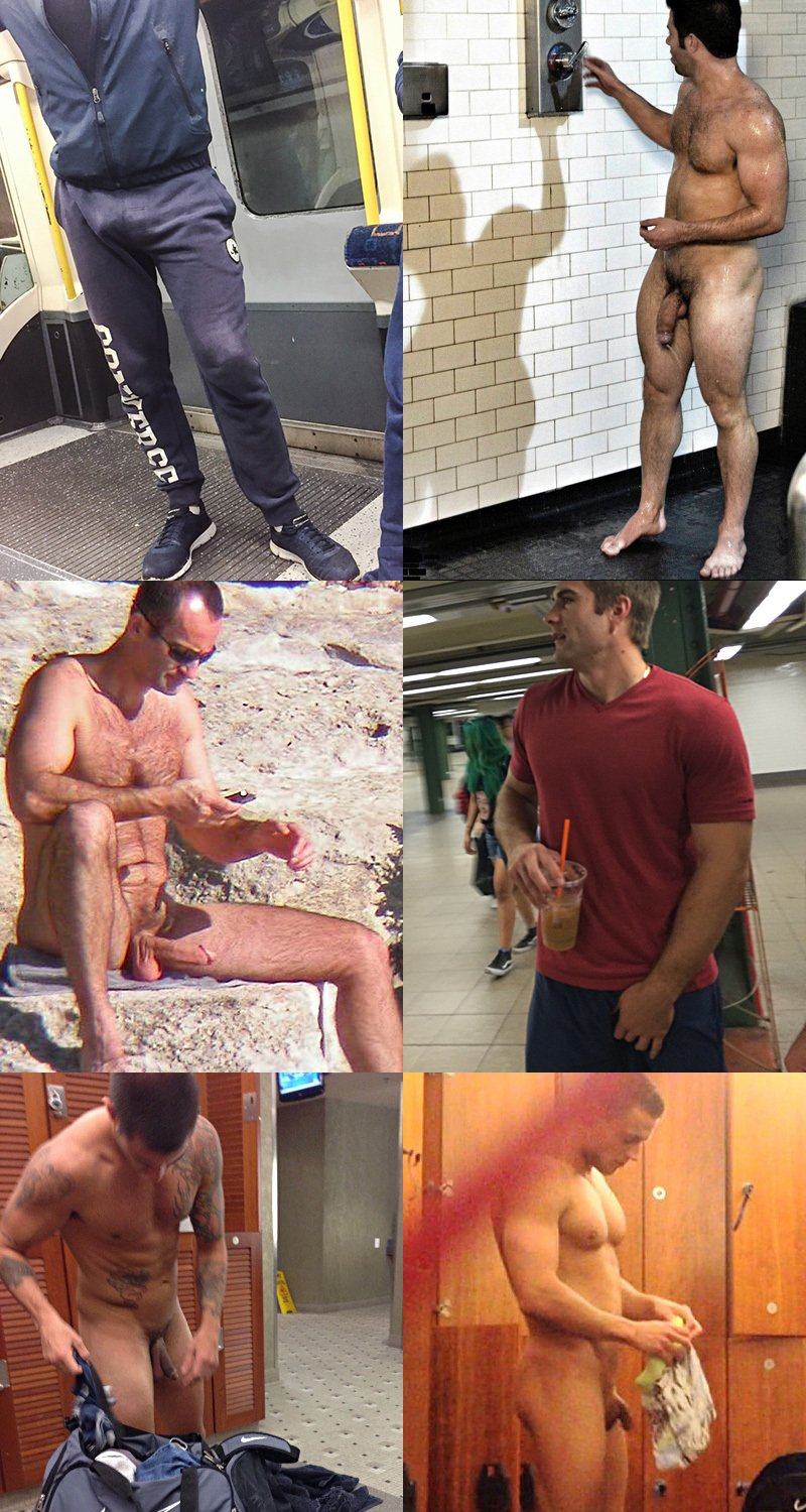 Guy Watching: Dick Management