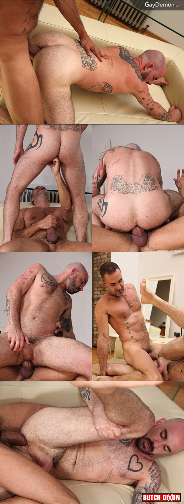 Lito Cruz's Monster Cock for Matteo Valentine