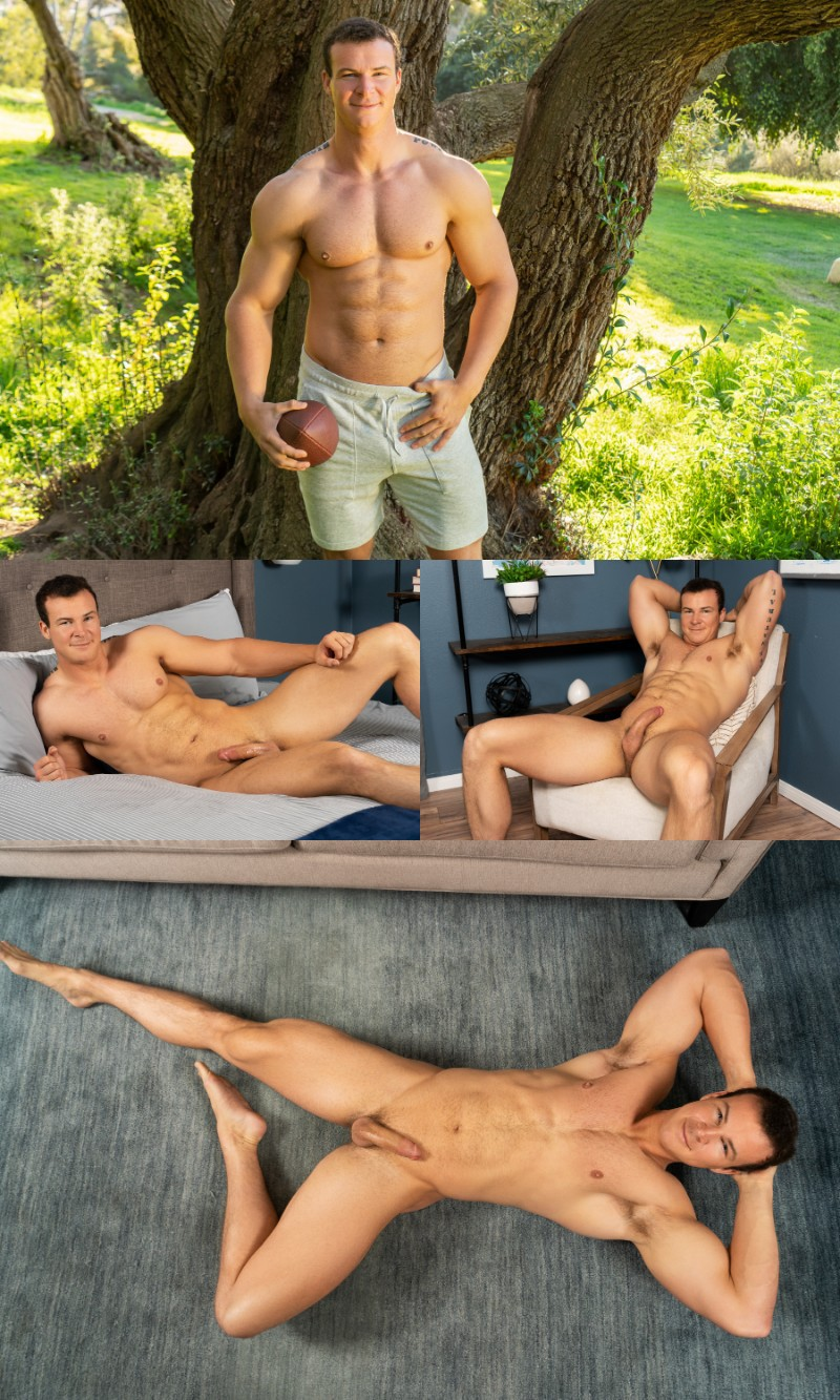 Bisexual Beefcake Hunk Zane Likes Getting Fucked by Guys