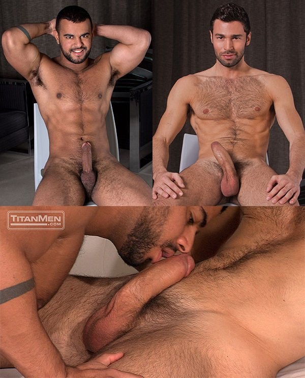 Raging Stallion Exclusive Dario Beck Appears in Another TitanMen Video