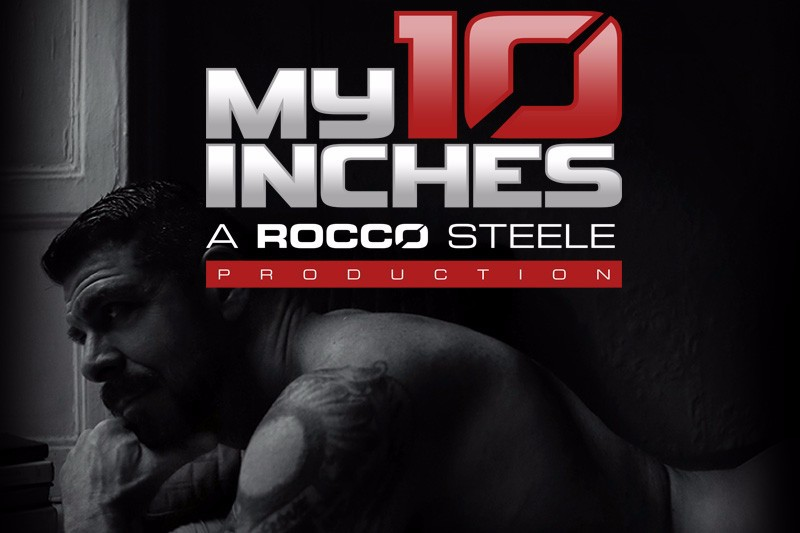 New Site: My 10 Inches by Rocco Steele