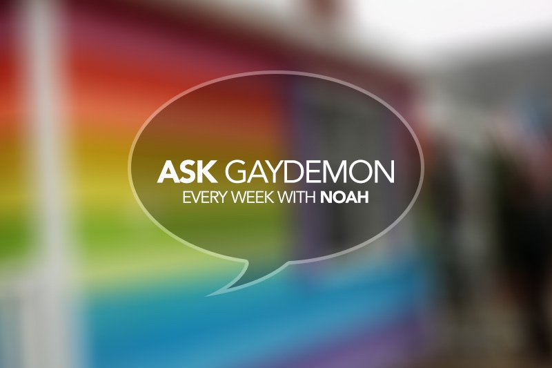 Ask GayDemon: Male Money Mystery