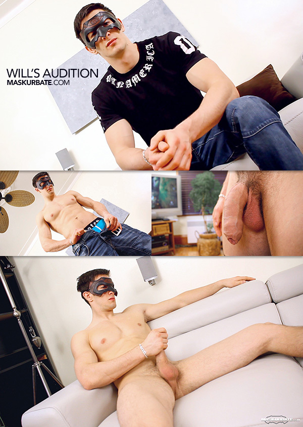 Will Auditions at Maskurbate
