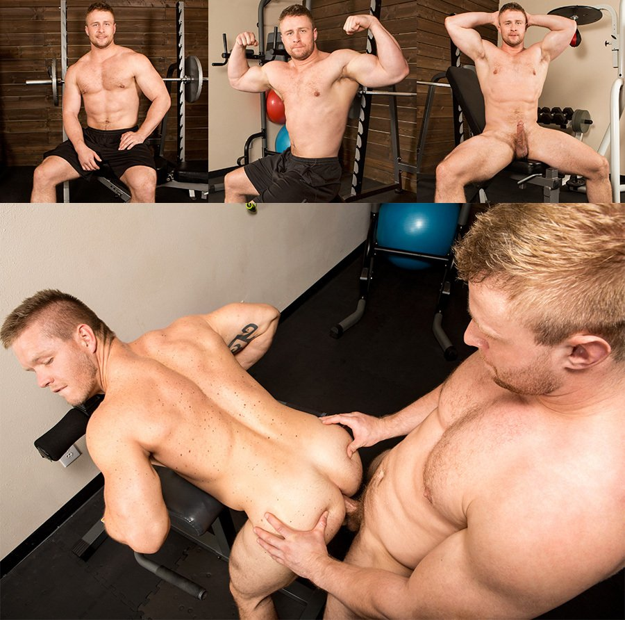 Abe Returns to Sean Cody