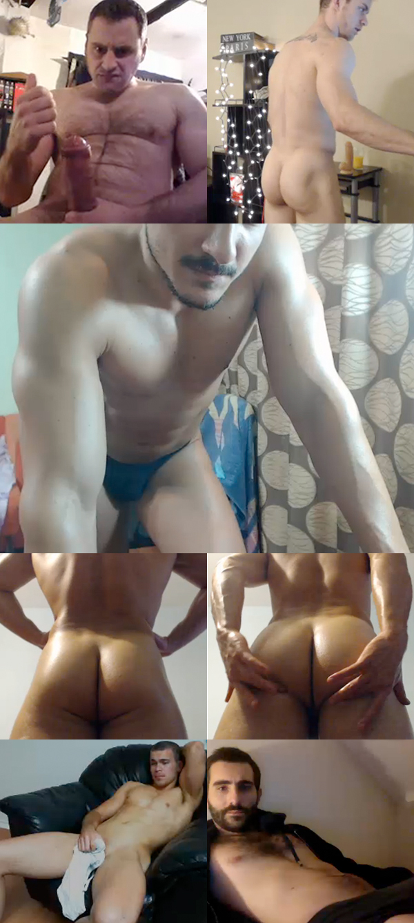 Chaturbate with GayDemon: Showoff Special
