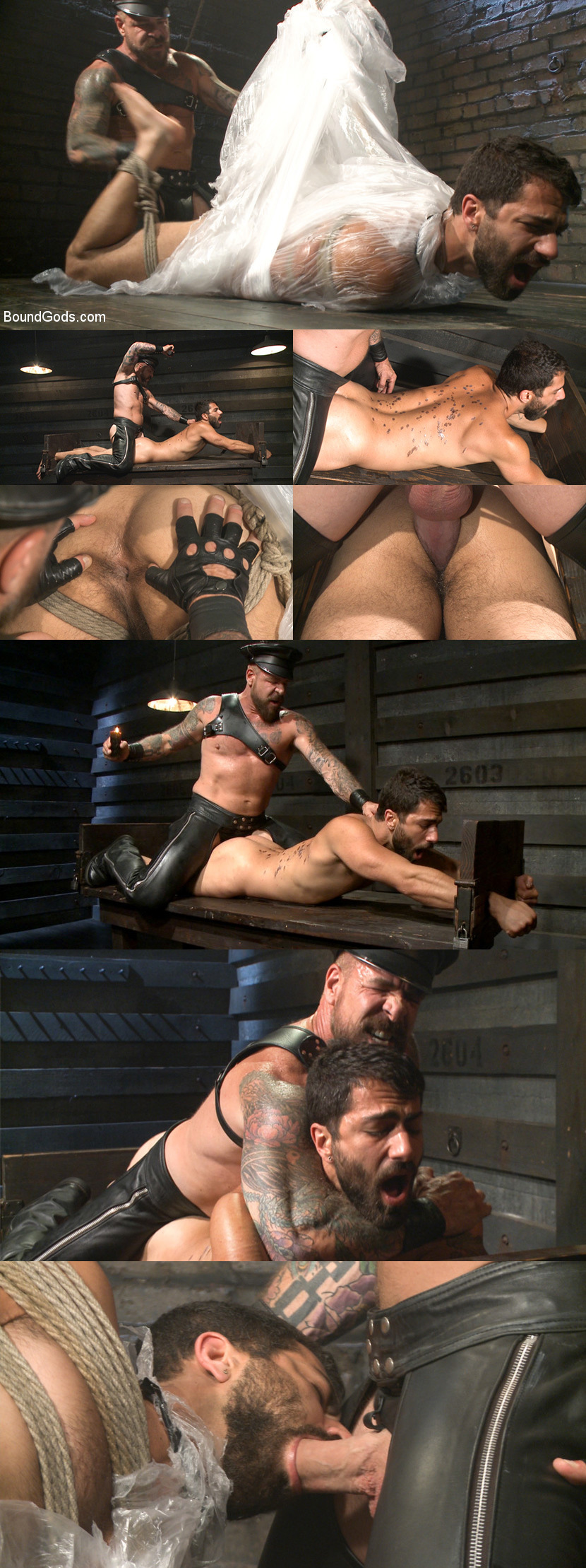 Adam Ramzi in Rocco Steele's Dungeon