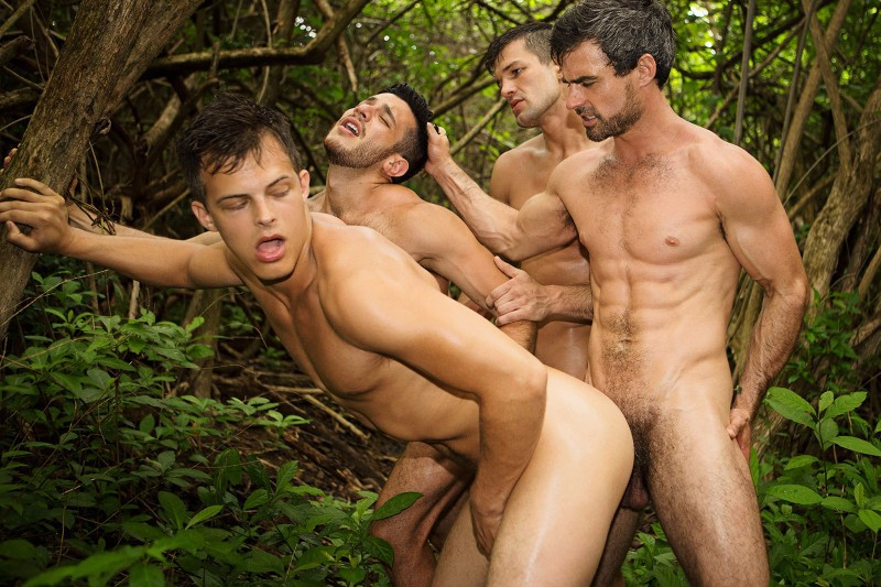 Sean Cody Goes to Puerto Rico - Day Four