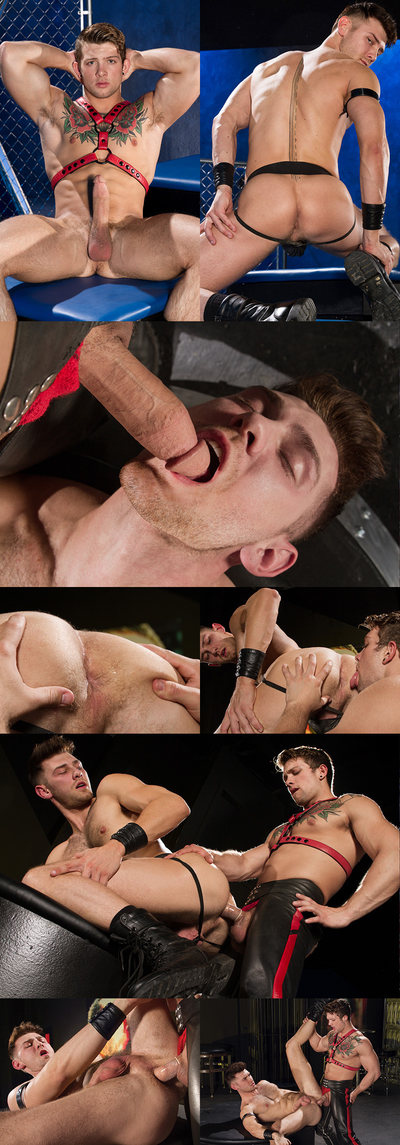 Sebastian Kross Fucks Jacob Peterson at Hot House
