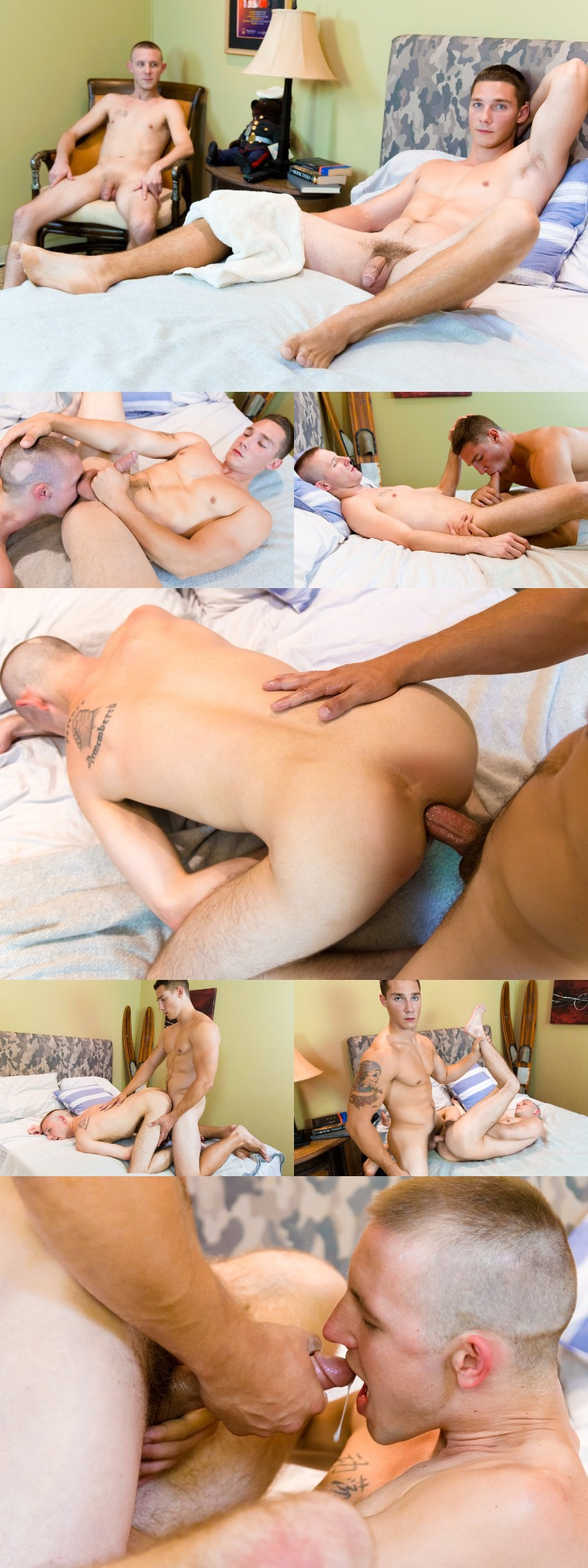 Fat banged in missionary position