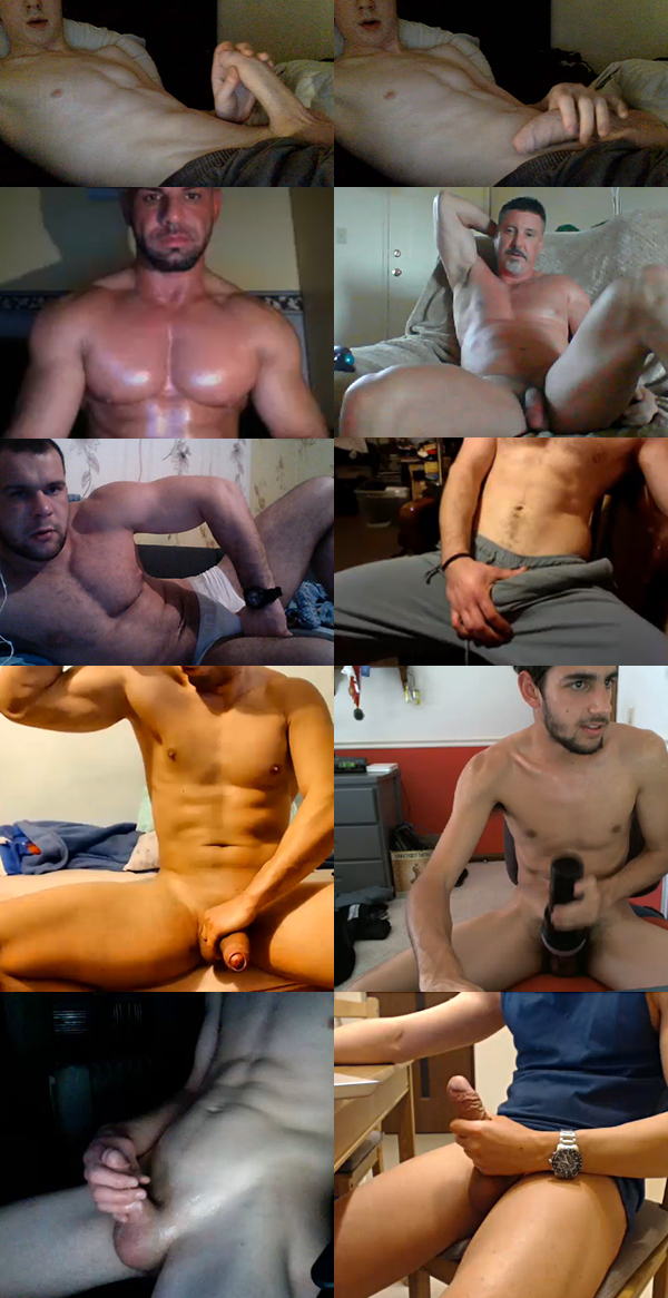 Chaturbate with GayDemon: Amateur Cocks