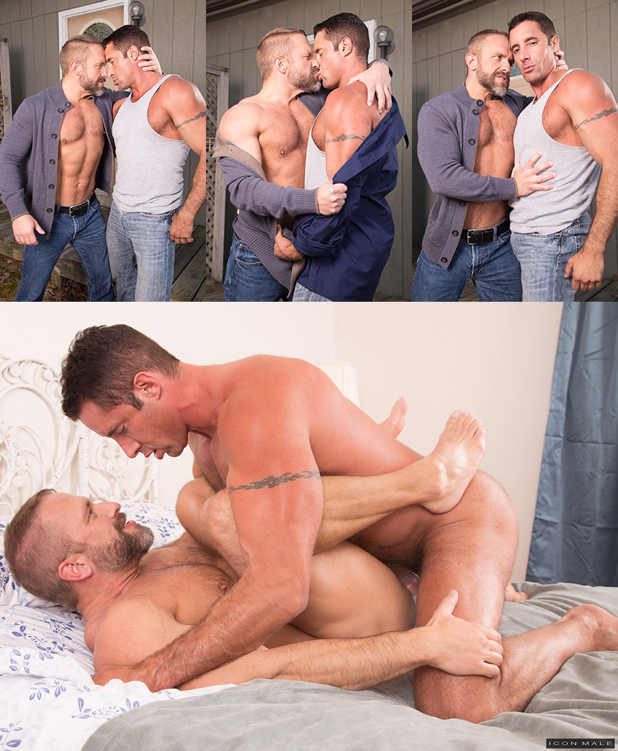 "Dirk Caber & Nick Capra in ""Fathers and Sons"""