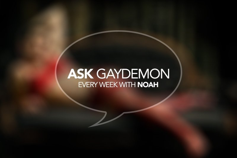 Ask GayDemon: Do Women's Clothes Make the Man?