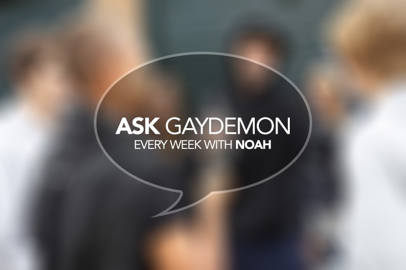 Ask GayDemon: Personal Space Invaders