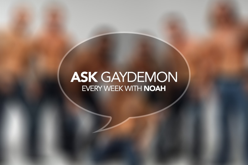 Ask GayDemon: Kinky Customer