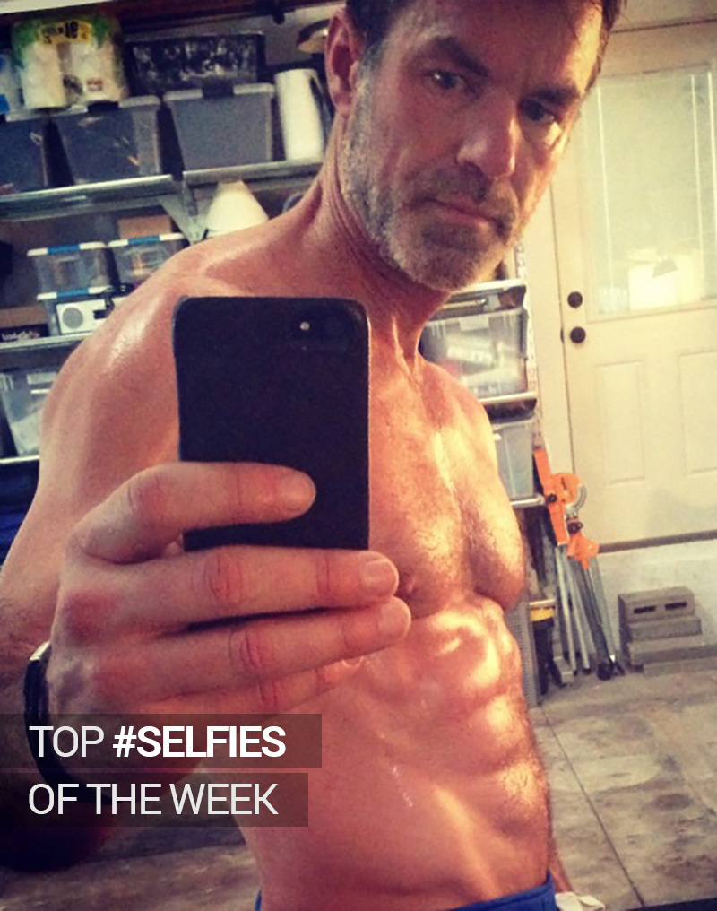 Top #Selfies of the Week: Hot Uncles