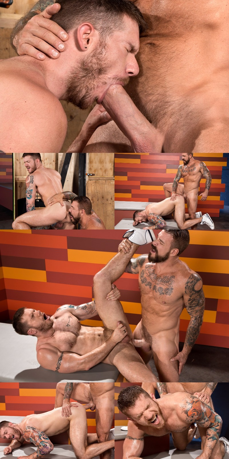 Skippy Baxter Bottoms for Rocco Steele