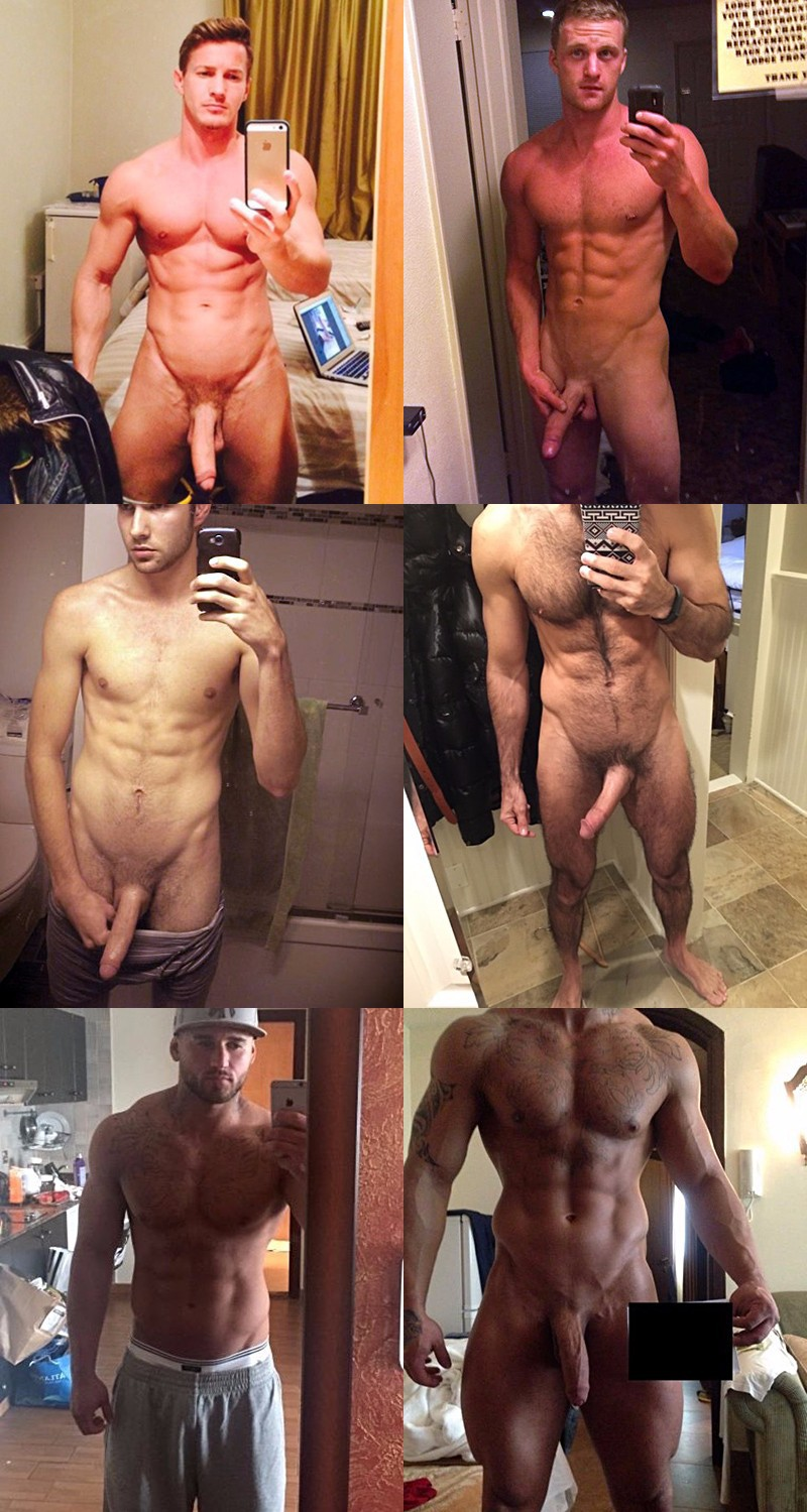 Top #Selfies of the Week: Darius Ferdynand and Some Other Guys