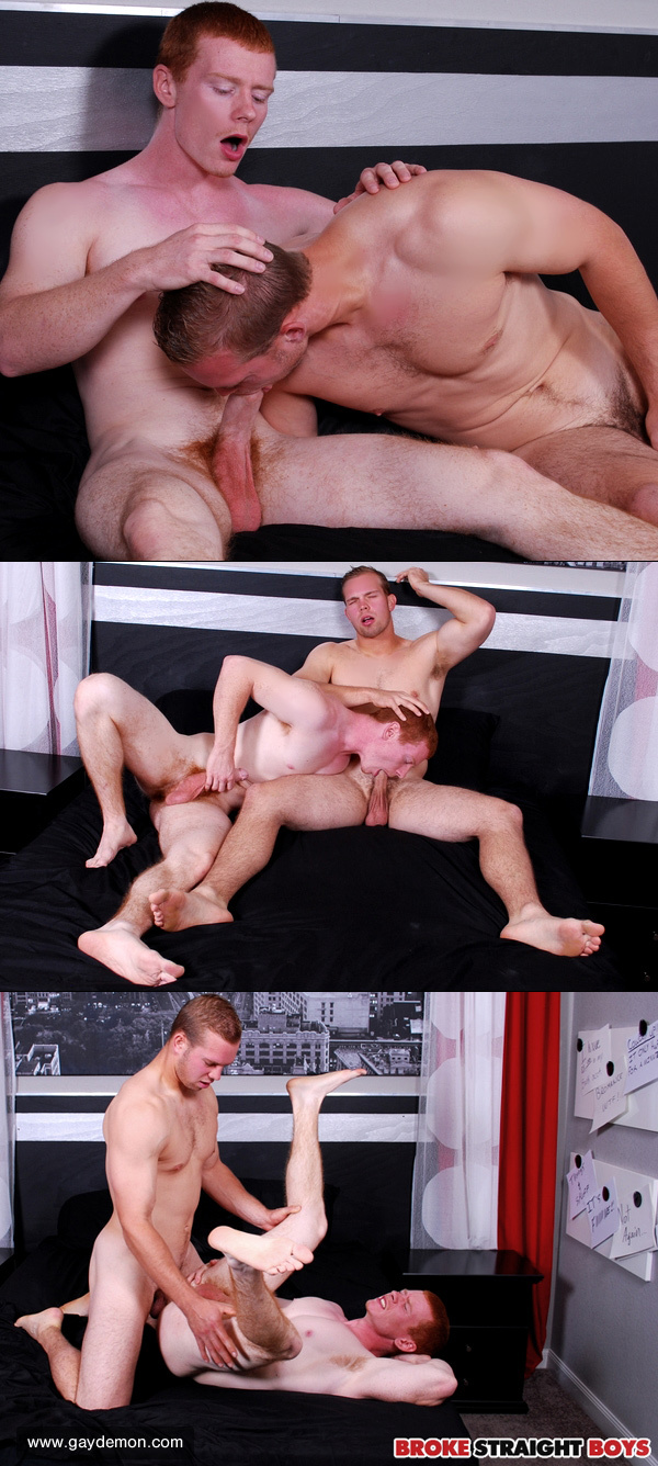 Spencer Todd's Ginger Hole Gets Workout No. 2