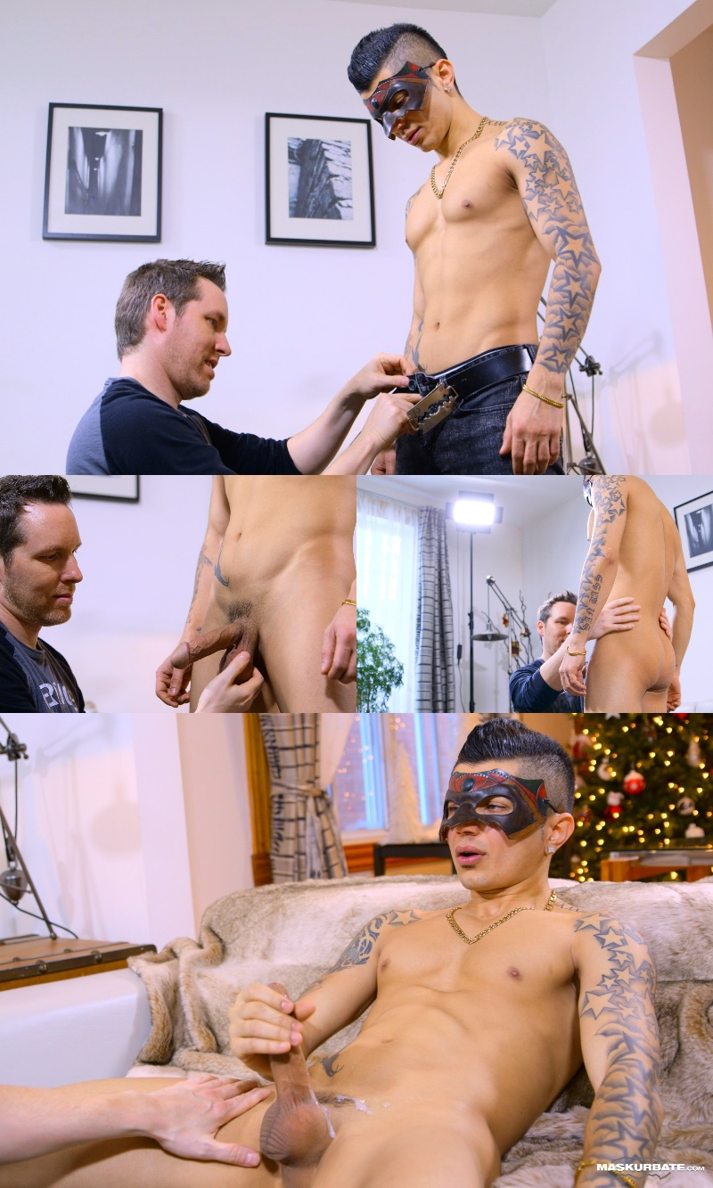 DeBoxer Auditions A Twink For Joint Scene