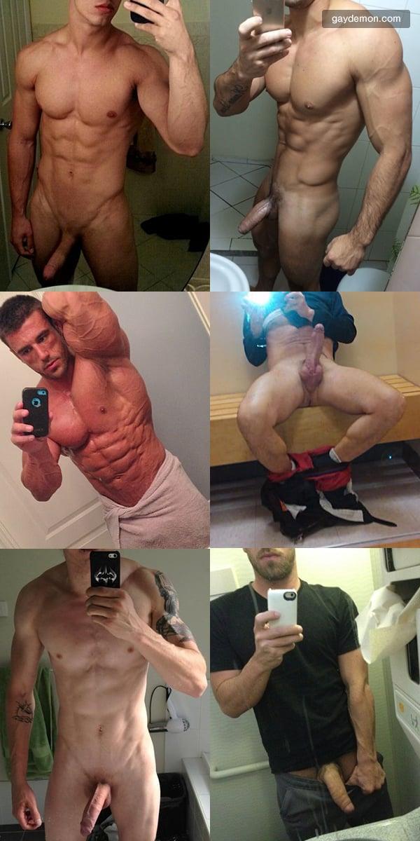 Top #Selfies of the Week: Muscle Studs