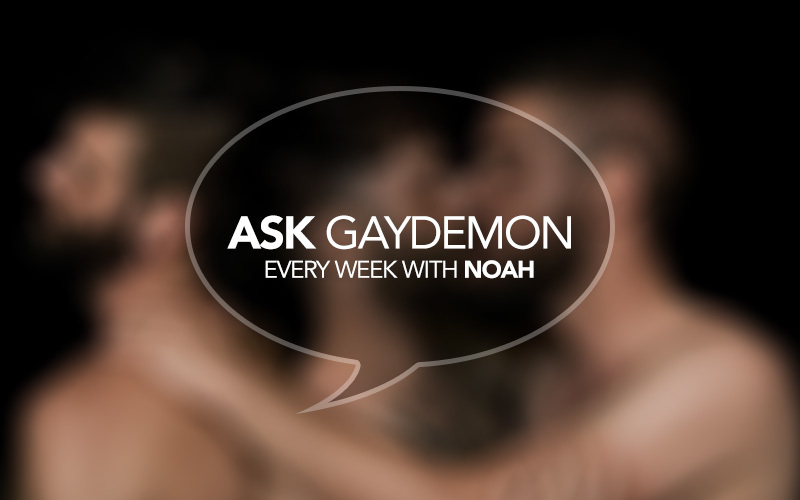 Ask GayDemon: Three Minus One Equals What?