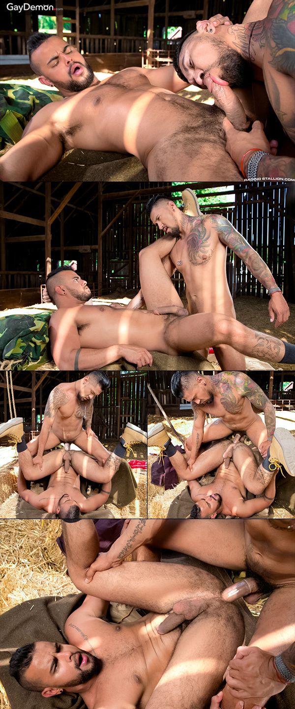 Tony Orion Plays with Boomer Banks 10 Incher